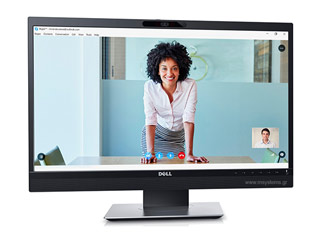 Dell P2418HZM Professional Monitor for Video Conferencing 23.8¨ Wide LED IPS [210-AOEY] Εικόνα 1