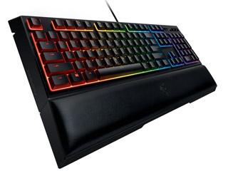 Razer Ornata Chroma Mecha-Membrane RGB Gaming Keyboard GR Layout [RZ03-02040800-R3P1] Εικόνα 1