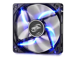 Deepcool Wind Blade 120 Blue Light 120x120x25mm [DP-FLED-WB120-BL] Εικόνα 1