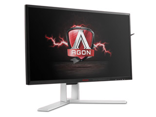 AOC AGON AG271QG WQHD 27¨ Wide IPS - 165Hz - NVIDIA G-Sync Εικόνα 1