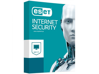 ESET Internet Security (1 User, 1 Year, 2 Devices) Retail [EIS_1U1Y1D] Εικόνα 1