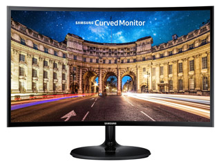 Samsung LC27F390FH 27¨ FHD Curved LED Monitor with FreeSync [LC27F390FHUX/EN] Εικόνα 1