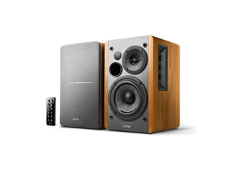 Edifier R1280DB Speakers - Brown Εικόνα 1
