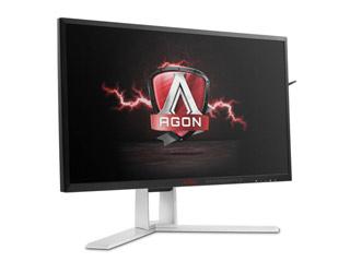 AOC AGON AG241QG WQHD 23.8¨ Wide TN - 165Hz - 1ms -  NVIDIA G-Sync Εικόνα 1