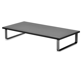Deepcool M-Desk F2 Black Monitor Stand [DP-MS-MDF2-BK] Εικόνα 1