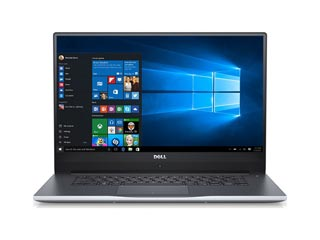 Dell Inspiron 15 (7560) - i7-7500U - 8GB - 128GB SSD+1TB HDD - Win 10 [7560-7538EO] Εικόνα 1