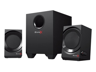 Creative SBX KRATOS S3 E-X Desktop Speakers [51MF0475AA000] Εικόνα 1