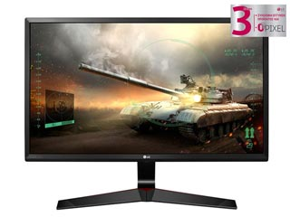 LG Electronics 27MP59G-P Full HD 27¨ Wide LED IPS Gaming Monitor with Freesync Εικόνα 1