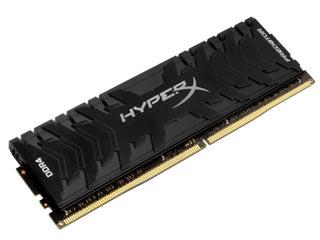 HyperX 16GB Predator DDR4 2666MHz Non-ECC CL13 [HX426C13PB3/16] Εικόνα 1