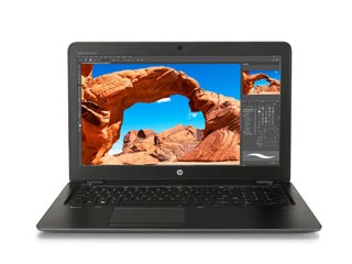 HP ZBook 15u G4 Mobile Workstation - i7-7500U - 8GB - 1TB  - Win 10 Pro [Y6J99EA] Εικόνα 1