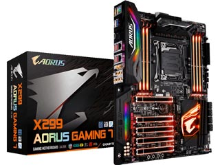 Gigabyte AORUS X299 Gaming 7 Εικόνα 1