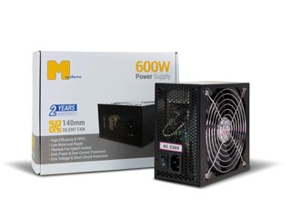 Msystems MS16XD 600W Power Supply [MS16XD-600W] Εικόνα 1
