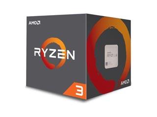 AMD Ryzen 3 1300X with Wraith Stealth 65W cooler [YD130XBBAEBOX] Εικόνα 1