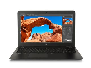 HP ZBook 15u G4 Mobile Workstation - i7-7500U - 8GB - 256GB SSD - Win 10 Pro [Y6K00EA] Εικόνα 1