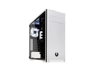 BitFenix BitFenix TG Windowed Mid-Tower Case Tempered Glass - White/Black [BFX-NTG-100-WWWKK-RP] Εικόνα 1