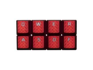 HyperX Gaming Keycaps Red [HXS-KBKC1] Εικόνα 1