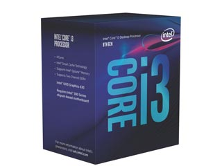 Intel Core i3-8100 [BX80684I38100] Εικόνα 1