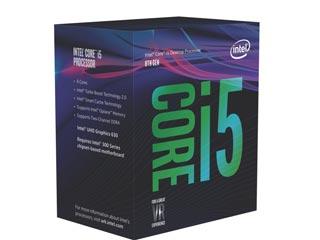 Intel Core i5-8400 [BX80684I58400] Εικόνα 1