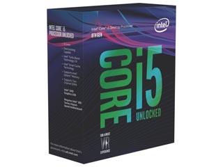 Intel Core i5-8600K [BX80684I58600K] Εικόνα 1