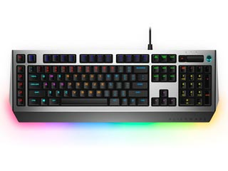 Dell Alienware Pro Gaming Keyboard AW768 [580-AGLC] Εικόνα 1
