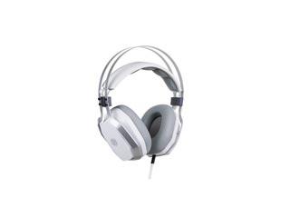 Cooler Master MasterPulse White Edition Gaming Headset [SGH-4700-KWTA2] Εικόνα 1