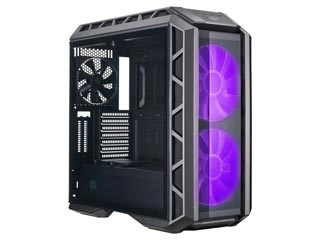 Cooler Master MasterCase H500P Windowed Mid-Tower Case Tempered Glass [MCM-H500P-MGNN-S00] Εικόνα 1