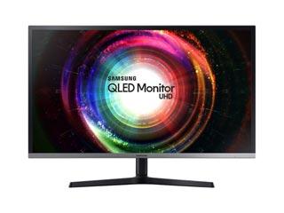 Samsung LU32H850UMUXEN 31.5¨ 4K Ultra HD Quantum Dot Gaming Monitor Wide LED with FreeSync [LU32H850UMUXEN] Εικόνα 1