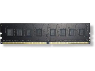 G.Skill 8GB Value DDR4 2400MHz Non-ECC CL15 15-15-35 Black [F4-2400C15S-8GNT] Εικόνα 1