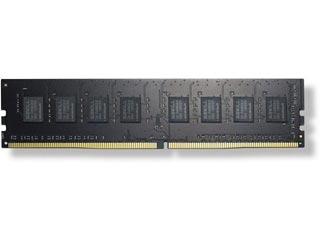 G.Skill 8GB Value DDR4 2400MHz Non-ECC CL15 15-15-35 Black [F4-2400C15S-8GNS] Εικόνα 1