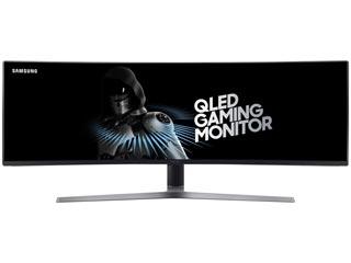 Samsung LC49HG90DMUXEN 49¨ HDR Curved Quantum Dot Gaming Monitor with FreeSync [LC49HG90DMUXEN] Εικόνα 1