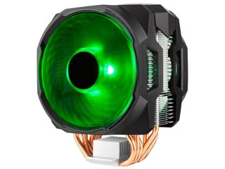 Cooler Master CPU Cooler MasterAir MA610P with RGB Controller [MAP-T6PN-218PC-R1] Εικόνα 1