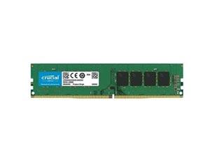 Crucial 4GB DDR4 2400MHz Non-ECC CL17 [CT4G4DFS824A] Εικόνα 1