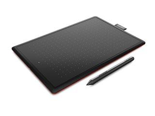 Wacom One Pen - Small Black [CTL-472-S] Εικόνα 1