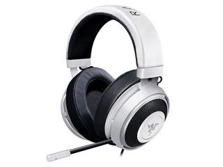 Razer Headphones Kraken Pro V2 - Oval Ear Cushions - Analog Gaming - White [RZ04-02050500-R3M1] Εικόνα 1