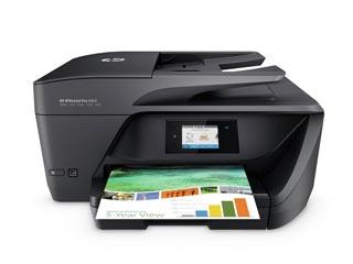 HP OfficeJet Pro 6960 All-in-One ePrint [J7K33A] Εικόνα 1