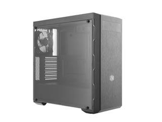 Cooler Master MasterBox MB600L Windowed Mid-Tower Case - Gunmetal Trim [MCB-B600L-KA5N-S02] Εικόνα 1