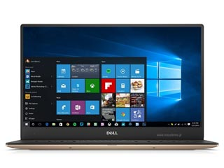 Dell XPS 13 (9360) - i5-8250U - 8GB - 256GB SSD - Win 10 - Rose Gold [9360-6943E] Εικόνα 1