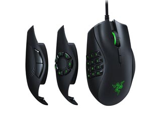 Razer Naga Trinity Moba/MMO Optical Gaming Mouse [RZ01-02410100-R3M1] Εικόνα 1