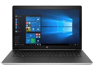 HP ProBook 470 G5 i5-8250U - 8GB - 1TB - GeForce 930MX - Win 10 Pro [2RR89EA] Εικόνα 1