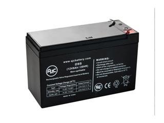 Universal Replacement Battery Cartridge 12V 9Ah (151x65x95mm) Εικόνα 1