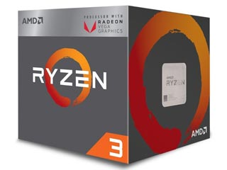 AMD Ryzen 3 2200G with Wraith Stealth Cooler [YD2200C5FBBOX] Εικόνα 1
