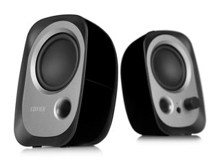 Edifier R12U Speakers - Black Εικόνα 1
