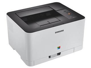 Samsung Xpress SL-C430 Color Laser Printer [SS229D] Εικόνα 1