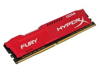 HyperX 8GB Fury DDR4 3466MHz Non-ECC CL19 [HX434C19FR2/8] Εικόνα 1