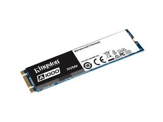 Kingston 480GB A1000 NVMe M.2 PCI-Express [SA1000M8/480G] Εικόνα 1