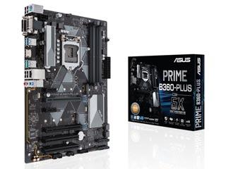 Asus Prime B360-Plus [90MB0WB0-M0EAY0] Εικόνα 1