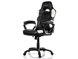 Arozzi Enzo Gaming Chair - White [ENZO-WH] Εικόνα 1