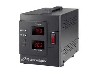 PowerWalker AVR SIV(PS) Series 1500VA Automatic Voltage Regulator [10120305] Εικόνα 1
