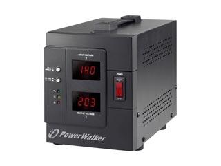 PowerWalker AVR SIV(PS) Series 2000VA Automatic Voltage Regulator [10120306] Εικόνα 1