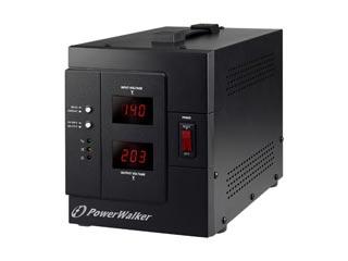 PowerWalker AVR SIV(PS) Series 3000VA Automatic Voltage Regulator [10120307] Εικόνα 1